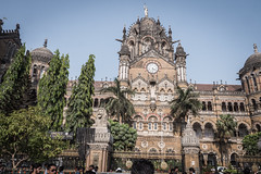 Mumbai - Bombay -Chhatrapati Shivaji Terminus