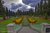 The Mall (jimgspokane) Tags: duncangarden gardens spokanewashingtonstate otw