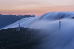 San leon (GorkaZarate) Tags: san leon treviño alavavision sonymage nubes mar cascada paisaje landscape nikon d7100 tele 70 sinfiltros