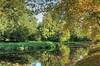 3 (jeepygo) Tags: parc hdr rambouillet france lac automne couleur