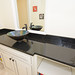Black Granite Bathroom Vanity Countertops