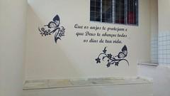 Frase com decoração pintada em parede de escola Santa Clarice (versarte) Tags: escola santaclarice parede paredepintada parededecorada empresadepintura arte decorar pintorsp pinturasãopaulo