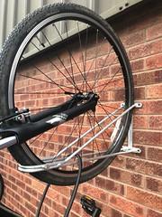 cycle-racks.com Wall Hanging Bracket 3-6