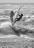 Worthing Windsurfer (o RATMAN o) Tags: windsurfing kitesurfing sealanecafe worthing westsussex goringbysea waves sea coast storm brian air rough