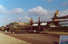 Pre-war (crusader752) Tags: argentineairforce lockheed kc130h hercules tc70 no1squadron iat rafgreenhamcommon 1981 transport fuerzaaereaargentina 1brigadaaerea