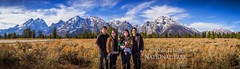 Our Family at the Grand Tenton (j.luisvalencia) Tags: grandteton nationalpark mountains nature family west natural