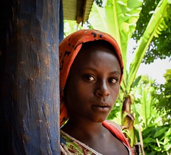 Wollayta Girl (Rod Waddington) Tags: africa african afrique afrika äthiopien ethiopia ethiopian ethnic etiopia ethnicity ethiopie etiopian wolayta wollaita wollayta tribe traditional tribal girl portrait people culture cultural child outdoor village