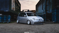 SSA_7754-Edit-2 (Sammjoey Photography) Tags: vw volkswagen lupo air ride bagged bags lift performance work wheels meister wheel whore england uk dub stance fitment camber gang dapper freedom violent