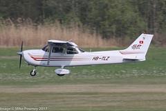 HB-TLZ - 2003 build Cessna 172S Skhawk SP, inbound to Runway 24 at Friedrichshafen during Aero 2017 (egcc) Tags: 172s 172s9472 9adnm aero aerofriedrichshafen aerofriedrichshafen2017 bodensee ce172 cessna cessna172 edny fdh friedrichshafen groupedevolamoteurdeporrentruy hbtlz lightroom n267sp skyhawk skyhawksp