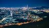 Taipei Skyline (Vincen Chuang) Tags: taiwan taipei taipei101 nightscenes nightscape nightview skyline sony a7rii a7r2 formosa akaformosa 台灣 台灣之美 夜景 台北 台北101 中和 烘爐地 zeiss otus otus1455 city urban