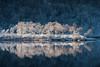 Frost and reflections. (Reidar Trekkvold) Tags: norway norge troms kvæfjord storjorda vinter winter frost is ice natur nature landskap landscape cold outdoor fujifilm xt20 xf 55200