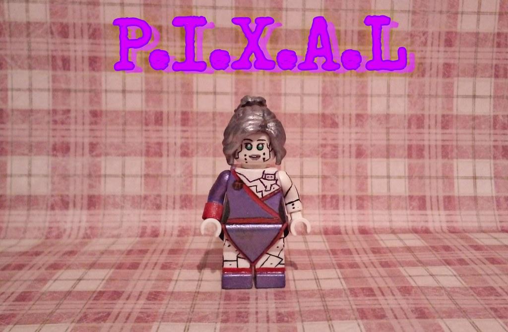 Lego Ninjago Pixal Best Cars 2018