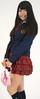 The World's Going To Hall (emotiroi auranaut) Tags: girl cute beauty adorable beautiful teen teenage teenager school student schoolgirl uniform cat kitty hellokitty halloween smile smiling hair face skirt purse bag japan japanese asia asian sweet sweetie