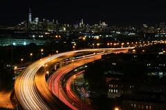 Brooklyn, NY (Eugene Rapp) Tags: bestpicture brooklyn manhattan road night canon cityscape photography photo iloveny city usa newyork