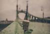 Loneliness (Vagelis Pikoulas) Tags: liberty bridge budapest canon 6d tokina 2470mm autumn september 2017 rain rainy raining day hungary europe danbo bokeh toy