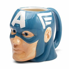 Captain America Coffee Mug (mywowstuff) Tags: gifts gadgets cool family friends funny shopping men women kids home