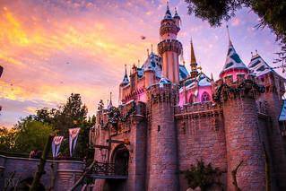 Sleeping Beauty Castle 11_3_2017 *EXPLORE*