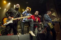 LOS CHICOS (Lorenzo Pascual - Rock Photography) Tags: 2017 abril kafeantzokia loschicos rock punk live concierto concert bilbao guitar jump chicos kafe antzokia