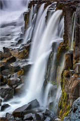 Falls (Maciek Gornisiewicz) Tags: selfoss waterfall falls foss iceland europe landscape jökulsárgljúfur canyon travel nature rocks flow longexposure river jökulsááfjöllum canon 24105mm 5div maciek gornisiewicz darkelf photography 2017