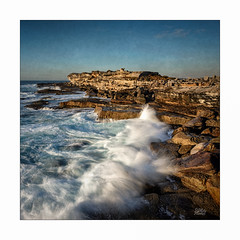 Cotton Candy (Mike Hankey.) Tags: clear capebanks focus sunrise seascape hightide published