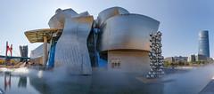 Guggenheim Bilbao (Pedro López Batista) Tags: guggenheim bilbao museo largaexposicion longexposition bilbo museum city 6dmarkii 6d