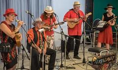 Ukenjamit (hotdipper) Tags: sprukefestival 2017spruke brisbane festival lanikaibazaarstage places queensland situations southbank spruke ukenjamit ukulele southbrisbane australia au