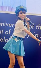 MinisukaPolice_in_Malaysia (57) (nubu515) Tags: ミニスカポリス minisukapolice japanfestival malaysia japanese idol miniskirt police kawaii