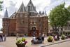 Waag  Amsterdam (Stauromel) Tags: 2017 holanda waag nieuwmarkt mercadonuevo casadepesos muralladesanantonio arquitectura alquimiadigital netherlands stauromel skyline street fuji fujixt2