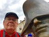 Napoleonský vojak (moacirdsp) Tags: napoleonský vojak napoleons army soldier hlavné námestie staré mesto bratislava slovensko 2017