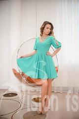 Романтичное летнее платье Далия (arrkareeta) Tags: