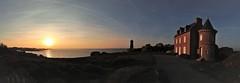 Ploumanach- le phare (olivierpayen40) Tags: ploumanach meizu pro 5 olivier payen smartphone bretagne côte de granit rose panorama equirectangular