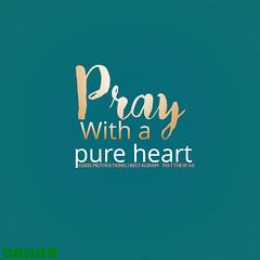 PRAY (1) (God's Motivations) Tags: godsmotivations motivations inspiration pray pure heart lord problem trust jesus need