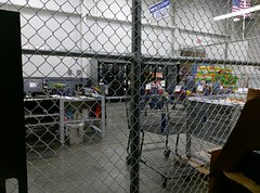 Peek inside the new Pickup area (l_dawg2000) Tags: 2017remodel apparel café desotocounty electronics food gasstation meats mississippi ms pharmacy photocenter remodel samsclub southaven tires walmart wholesaleclub unitedstates usa