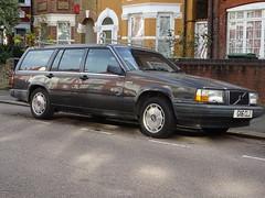 1989 Volvo 740 GL (Neil's classics) Tags: vehicle wagon estate