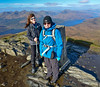 Ben Lomond 2017 Oct-3 (Bigfreddieboy) Tags: 2017 benlomond fred fredyvonne hillwalking lochlomond mountains oct2017 october scotland walking yvonne
