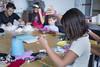 Eu-Desenho (Ada Rovai - Amanda Rovai) Tags: sãopaulo brasil bonecos desenho autorretrato oficina curso bordado costura nós bonecas doll maker eu que fiz craft sesc belenzinho familia crianças artesanato artes exposiçao