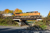 Fall Colors on the waterfront (Reed Skyllingstad) Tags: 1328 4036 bnsf burlingtonnorthernsantafe c449w crex citirail clouds emd es44ac electromotivediesel f59phi fallcolors ge generalelectric harbor outdoors outside rail railroad railway sunny tacoma tracks train usa unitedstatesofamerica wa washington locomotive