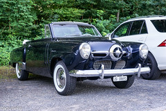 1951 Studebaker Champion Convertible (aguswiss1) Tags: 1951studebakerchampionconvertible 1951 studebaker champion convertible cabrio classiccar cabrilet uscar usclassic