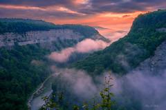 Majestic Sunrise (Ping...) Tags: letchworthstatepark upstatenewyork newyorkstateparks