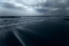 Belek Blues 4 (RKAMARI) Tags: 2016 antalya belek clouds greatness landscape longexposure mediterranean reddish sea sunset travel vacation flickrsbest