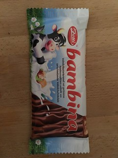 Bambina Schokolade DDR Osten
