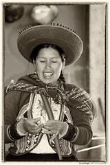Traje tipico (robertkoermer) Tags: travel tourism peru city village people lifestyle living corao cusco pe