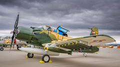 Douglas AD-5 Skyraider (jhooten1973) Tags: thunderbirds douglasad5skyraider pikespeakairshow aircraft airshow planesoffame warbirds