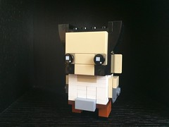 Brickheadz Wolverine (frantises) Tags: lego brickheadz wolverine