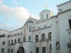 Patriarchate in Belgrade, Serbia (nesoni2) Tags: patriarchate serbian orthodox church srpska pravoslavna crkva patrijarsija saborna belgrade beograd serbia srbija