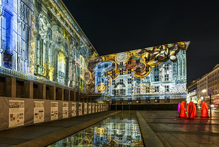Bundesfinanzministerium - Festival Of Lights Berlin