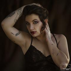 Portrait - Tracy