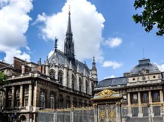 photo - Sainte-Chapelle & La Conciergerie, Paris