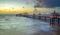 Eventide. (Maldo-UK) Tags: blackpool lancashire seascape