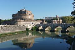 Roma - Castel Sant'Angelo (Txulalai) Tags: roma italia travel arquitectura agua puente bridge rio tíber reflejos reflec monumento sony sonyilce6000 sonya6000 sonyalpha6000